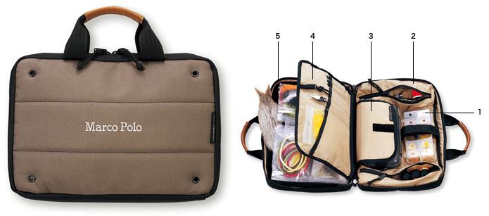 Сумка для материалов и инструментов CFTX-10 Marco Polo Carry All.
