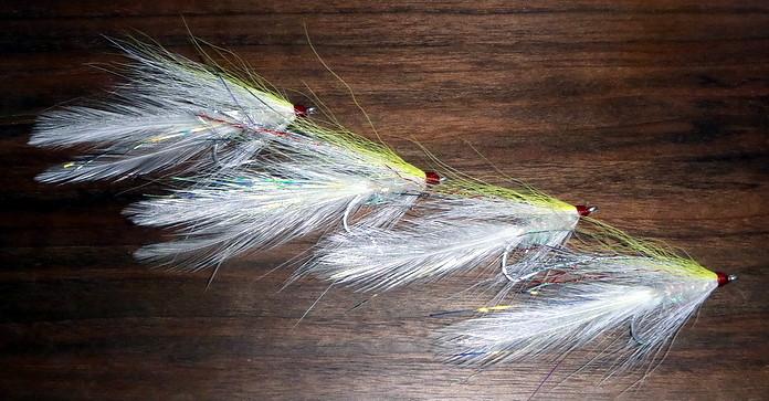 Вязание мухи на жереха