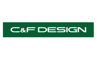 C and F Design Logo