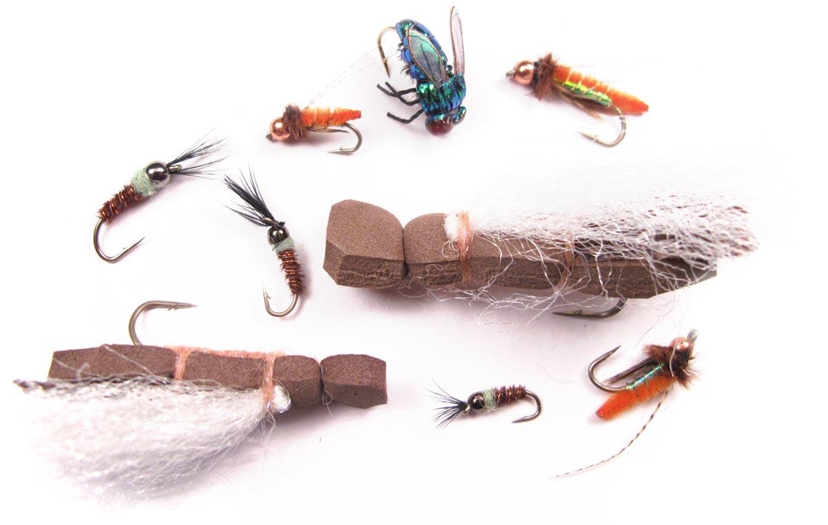 Все для нахлыстовой рыбалки купить снасти