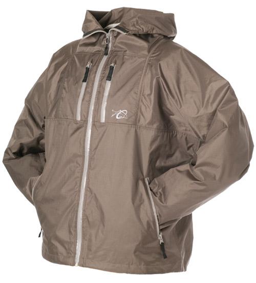 William joseph for Fly fishing rain jacket